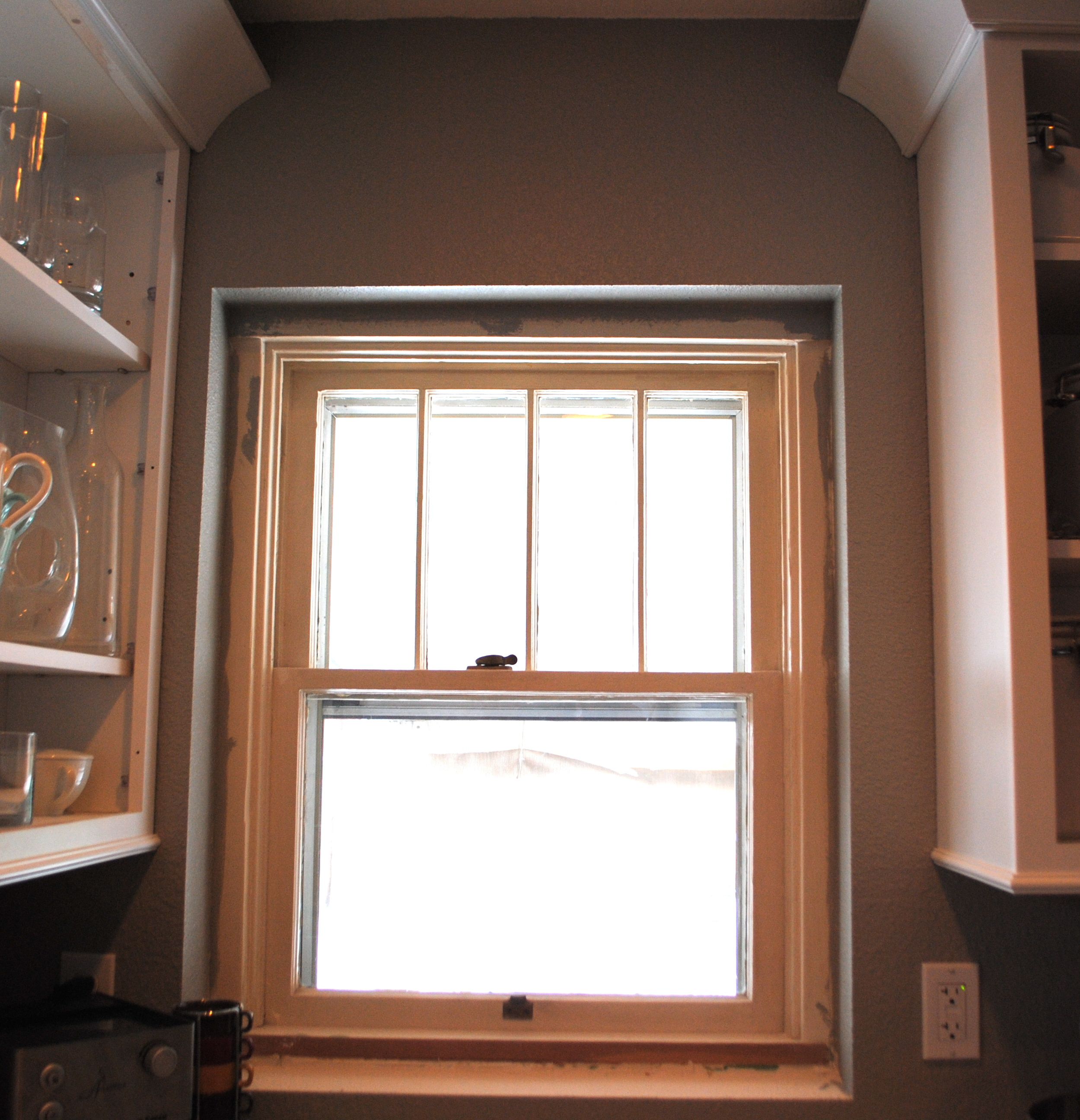 Wood trim for windows ideas for Interior windows